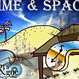 Time & Space (May 2012) Poster