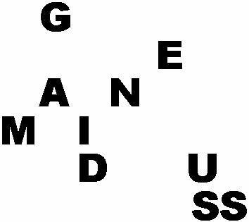 Genius madness