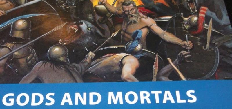 Gods & Mortals cut