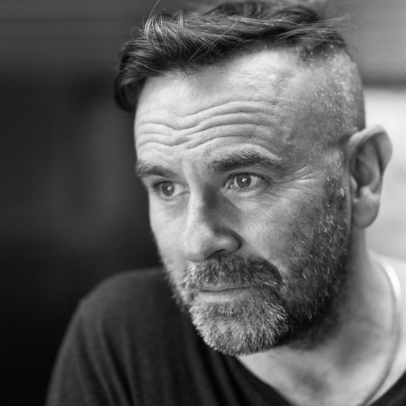 Paul Clarke Headshot