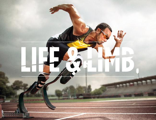 Life & Limb (August 2013) Poster