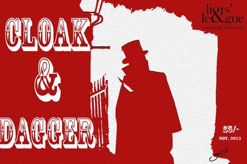 Cloak & Dagger (November 2013) Poster