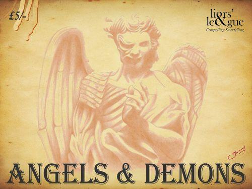 Angels & Demons (December 2012) Poster