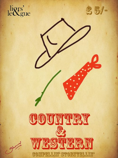 Country & Western (June 2012) Poster