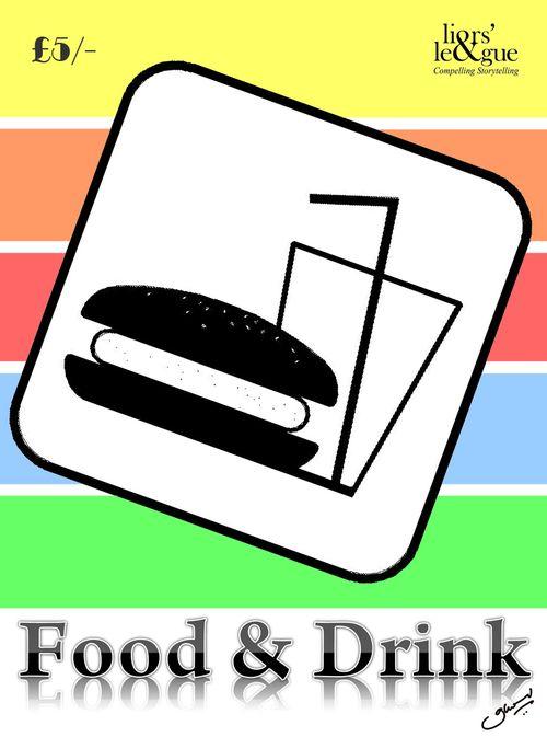 Food & Drink (September 2012) Poster