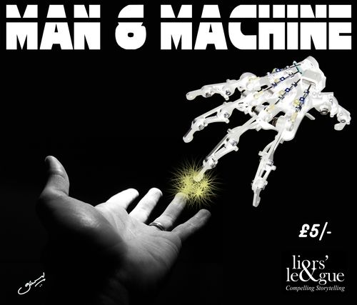 Man & Machine (May 2013) Poster
