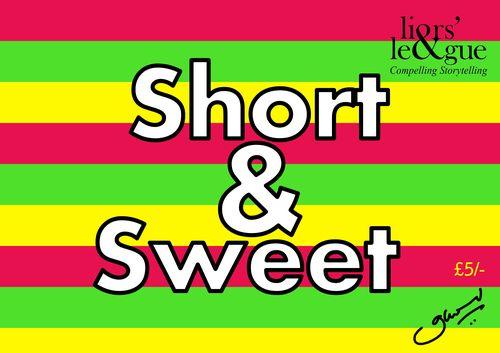 Short & Sweet (February 2013) Poster