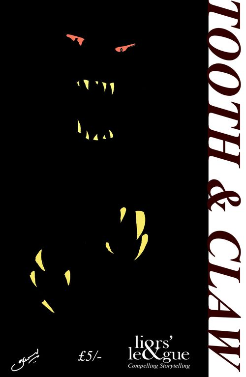 Tooth & Claw (October 2012) Poster