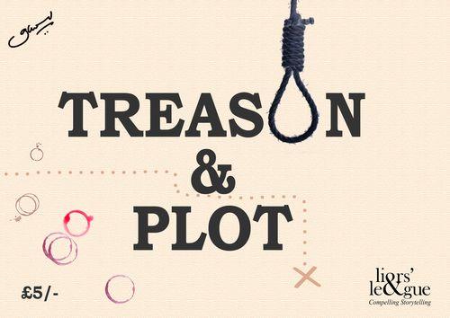 Treason & Plot (November 2012) Poster
