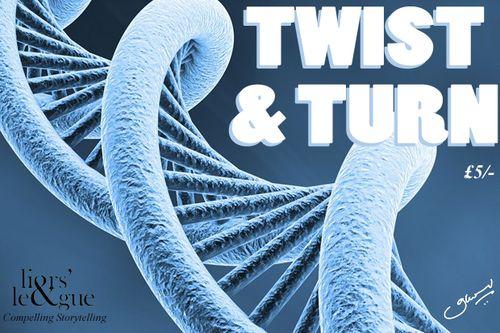 Twist & Turn (April 2013) Poster