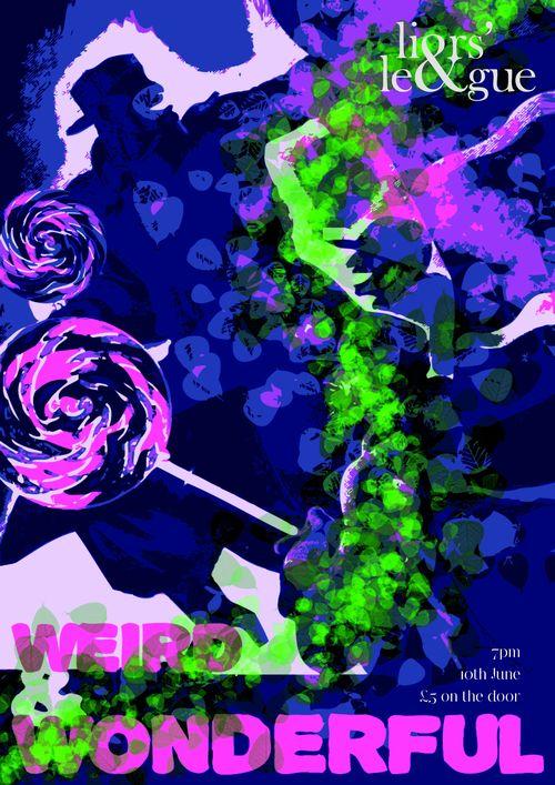 Weird & Wonderful (June 2014) Poster